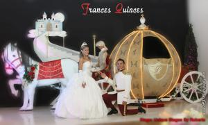 Frances and the Prince by carriage