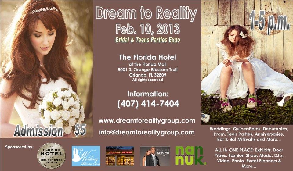 dream to reality show�brides and quincea241eras 27