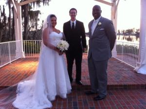Sabrina and Bradley Cypress Grove Orlando