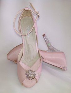 Custom Ordered starletta in pink and glitz