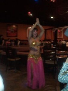 Belly Dancer 2014