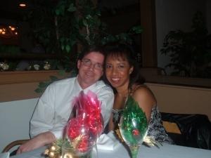 Marcus and Rosie 12 30 06