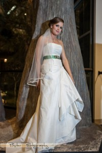 Orlando Science Center wedding in Orlando, Florida, of Tiffany and Kyle