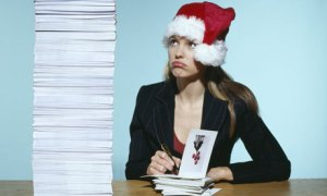 Woman-writing-Christmas-c-001