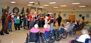 Saint John Neuman Nursing Home- courtesy